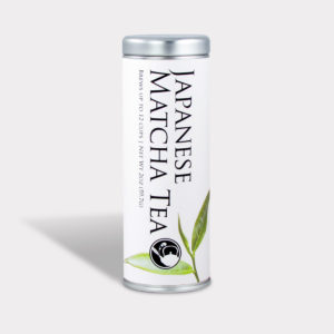 Finely-Ground Japanese Matcha Green Tea Powder