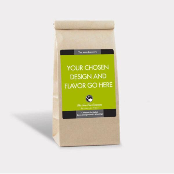 Customizable The Tea Can Company Refill Bag