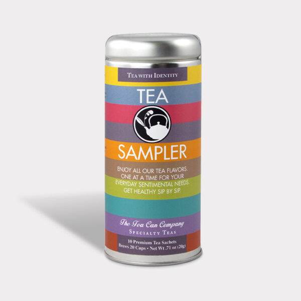 Sampler Tea Can