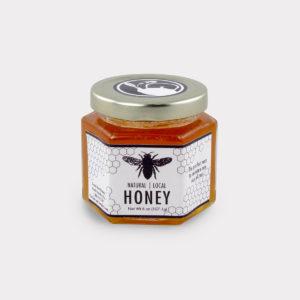 6oz Local Raw Honey