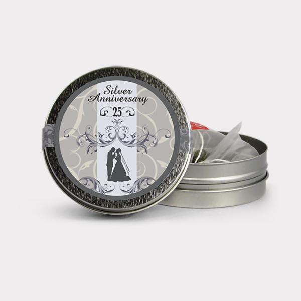 ANN 002M 25 Silver AnnivMINI