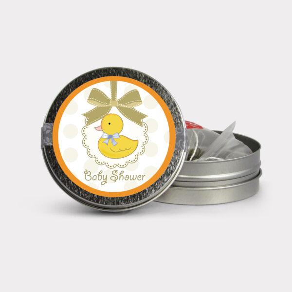 BAB 008M Duck mini tins 2