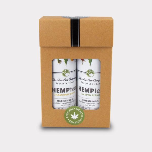HempTea Combo Gift Set