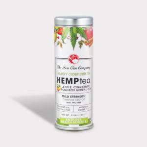Hearty Cider Herbal Loose Hemp Tea