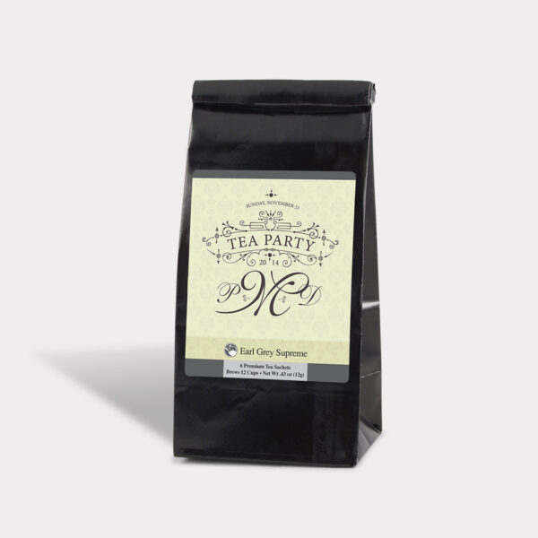 MON 001B Tea Party EG Gift Bag