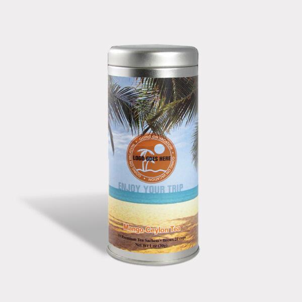 TA 006 Palm Trees and Beach 1143