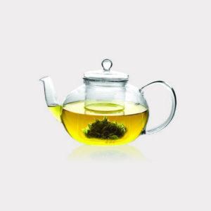 Large Glass Teapot