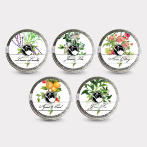 Healthy Customizable Green Tea Mini Tin Variety Pack