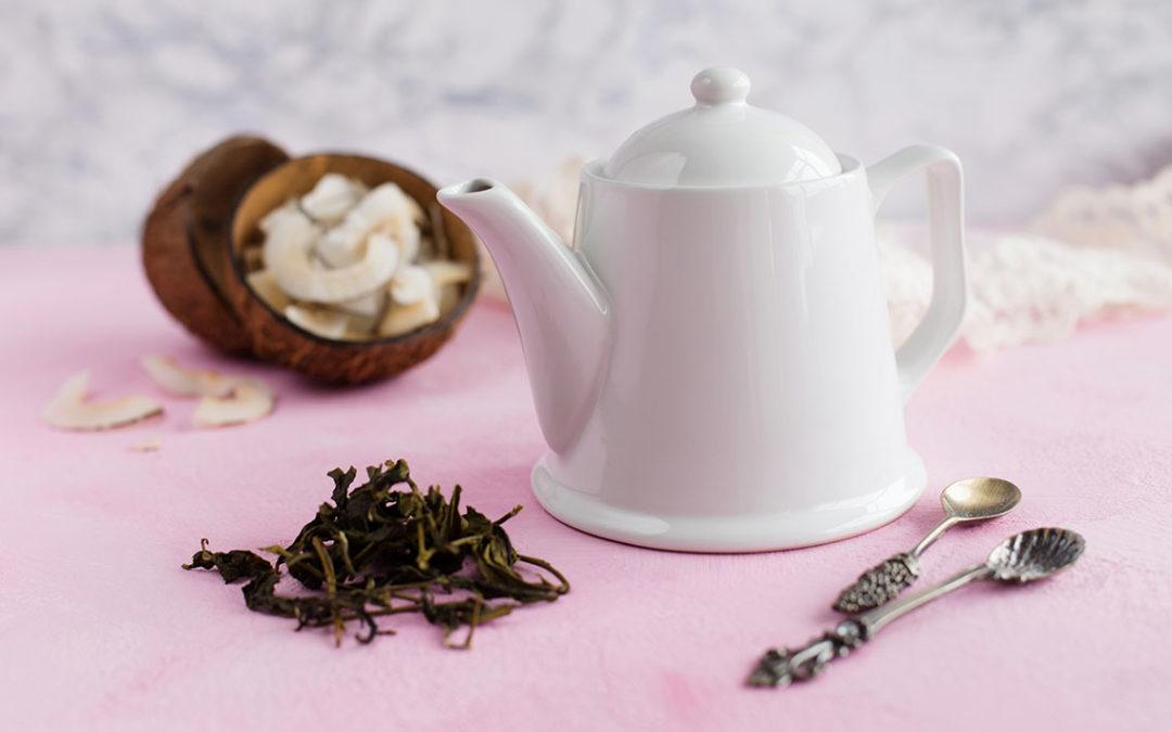 Coconut Milk Tea – A Non-dairy, Superfood
