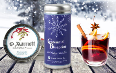 The Perfect Corporate Gift: Holiday Tea!