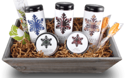 Holiday Tea makes the Perfect Holiday Gift