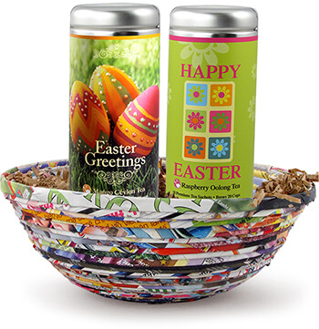 Easter is Coming! Give a Healthy Gift.