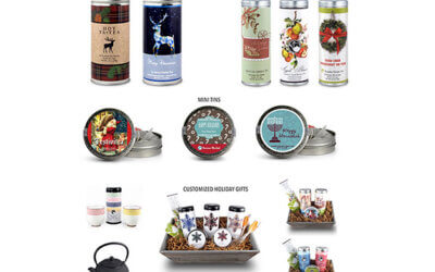 Personalized Holiday Gifts for your Business