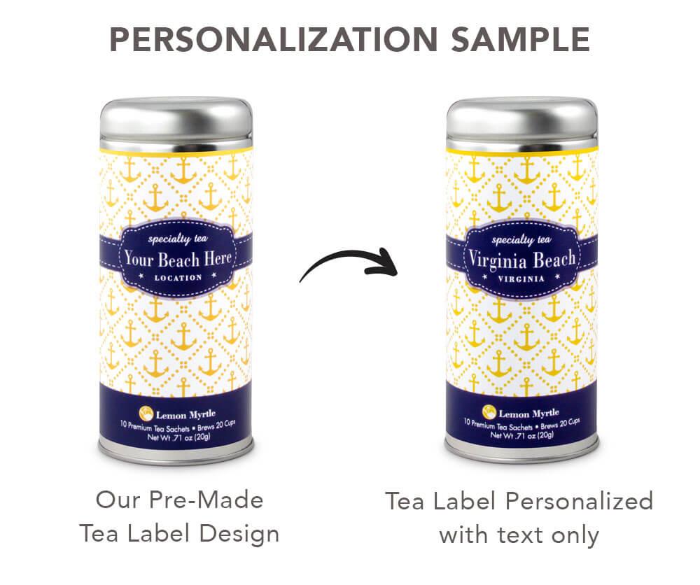 personalization sample